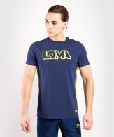 T-shirt Venum Origins Edition Loma - Bleu/Jaune
