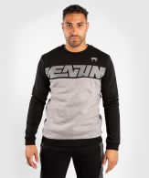 Venum CONNECT Sweatshirt - Zwart/Grijs Heather