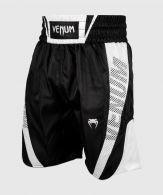 Venum Box-Shorts - Schwarz/Weiß
