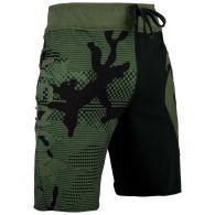 Pantalones Cortos Venum Assault  - Kaki/Negro