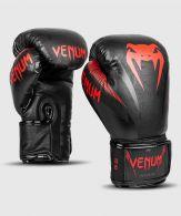 Guantes de Boxeo Venum Impact  - Negro/Rojo