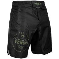 Venum Signature Vechtshorts - Zwart/Kaki