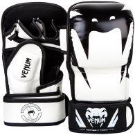 Venum Impact Sparring MMA Handschuhe - Weiß/Schwarz