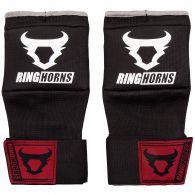 Ringhorns Charger Handwraps - Black