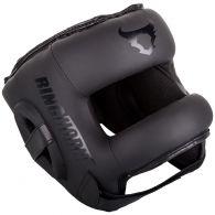 Ringhorns Nitro Headgear - zwart/zwart