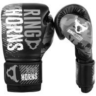 Ringhorns Charger Camo Boxing Gloves