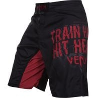 Venum Train Hard Hit Heavy Kampfshorts