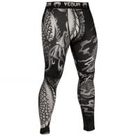 Pantalon de Compression Venum Dragon's Flight - Noir/Sable