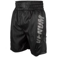 Pantaloncini da boxe Venum Elite - Neri/Neri