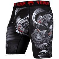 Pantaloncini a compressione Venum Koi 2.0 - Neri/Bianchi