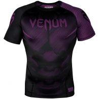 Venum NoGi 2.0 Rashguard - Short Sleeves - Black/PurpleVenum NoGi 2.0 Rashguard - Kurzarm - Schwarz/Lila