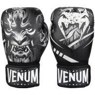 Venum Devil Bokshandschoenen - wit/zwart