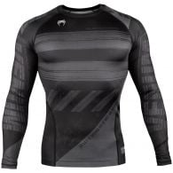 Venum AMRAP Compression T-shirt - Long Sleeves - Black/Grey