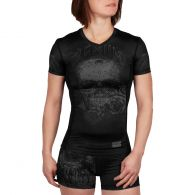 Venum Santa Muerte 3.0 Rashguard - Short Sleeves - For Women