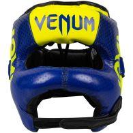 Venum Pro Hoofdbescherming Loma-editie - blauw/geel