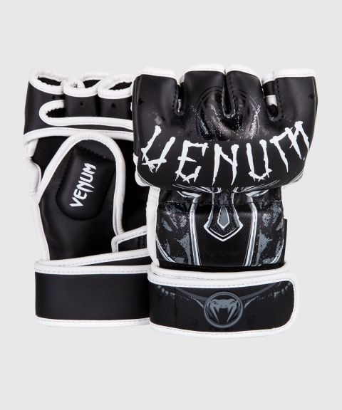 Venum Gladiator 3.0 MMA Gloves - Black/White