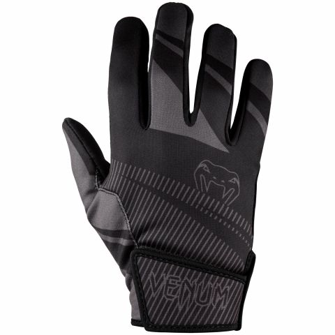 Venum Runner Gloves - Black/Grey