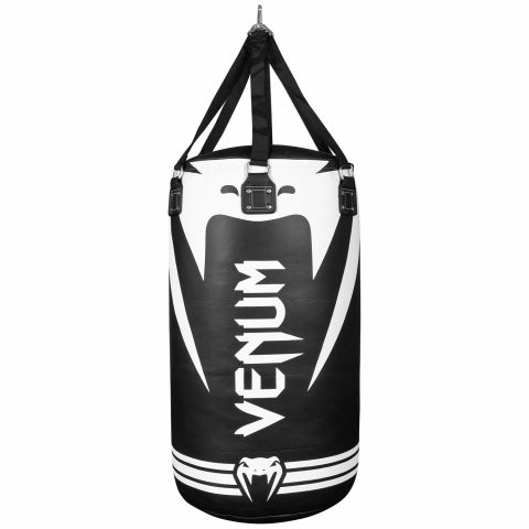 Venum Hurricane Heavy Punch Bag - Black/White