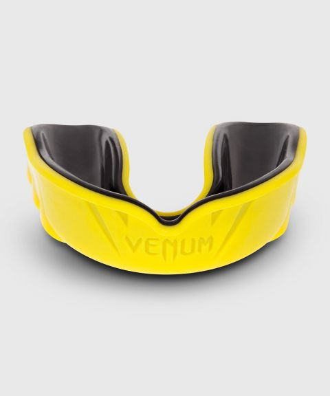 Venum Challenger Mouthguard - Yellow/Black