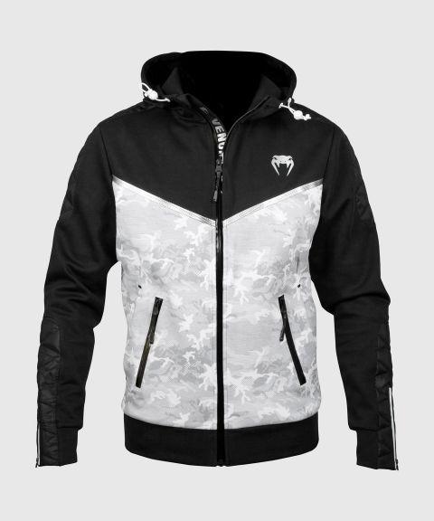 Sweatshirt Venum Laser EVO - Weiß/Schwarz