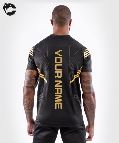 UFC Venum Personalized Authentic Fight Night Men's Walkout Jersey - Champion