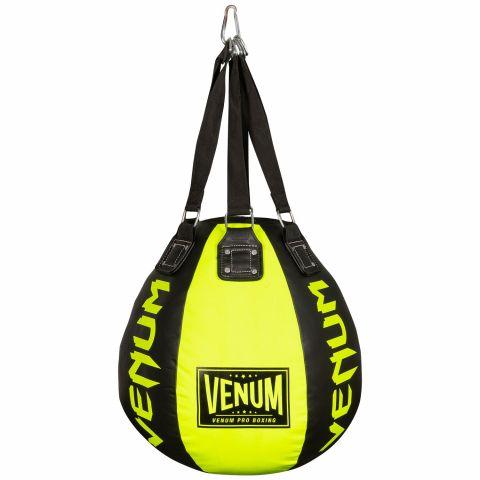 Venum Hurricane Big Ball Boxsack - Gelb/Schwarz