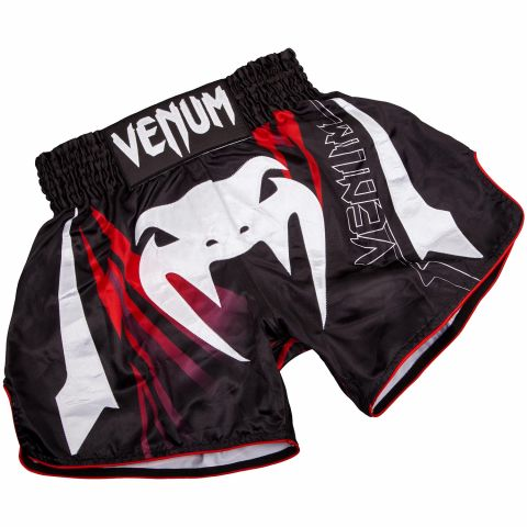 Short Muay Thai Venum Sharp 3.0 - Noir/Rouge