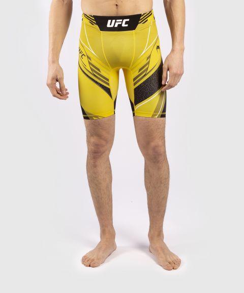 Short de Vale Tudo Homme UFC Venum Pro Line - Jaune