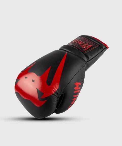Guantoni da boxe professionali Venum Giant 2.0 – Lacci - Nero/Rosso