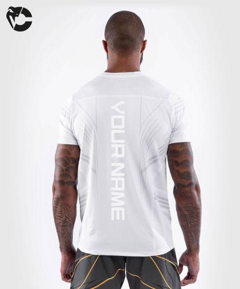 UFC Venum Personalized Authentic Fight Night Men's Walkout Jersey - White