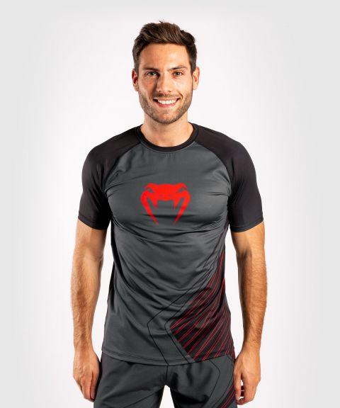 T-shirt Venum Contender 5.0 Dry-Tech - Nero/Rosso