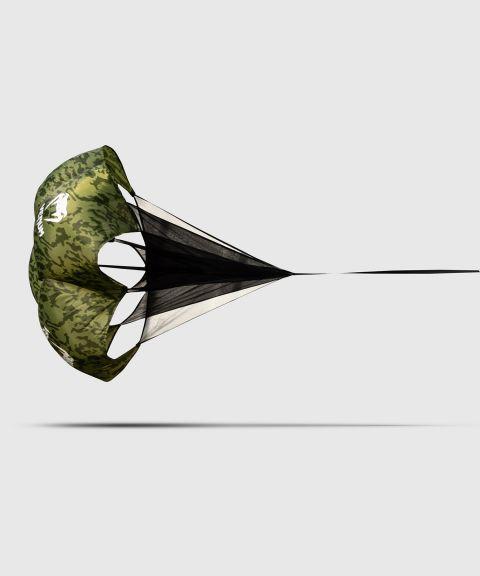 Venum Challenger Weerstandsparachute - Kakicamouflage