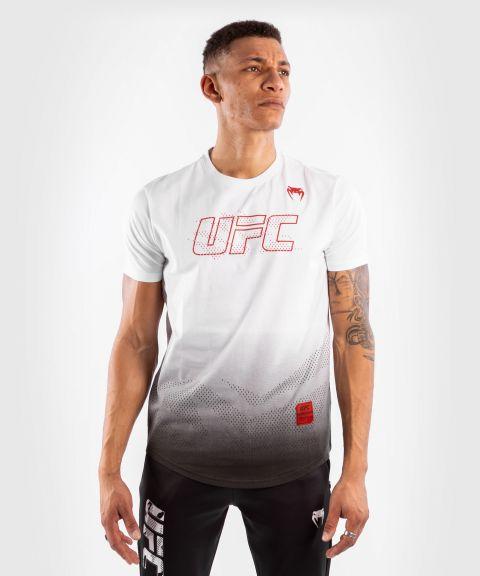 UFC Venum Authentic Fight Week T-shirt met korte mouwen voor heren - Wit