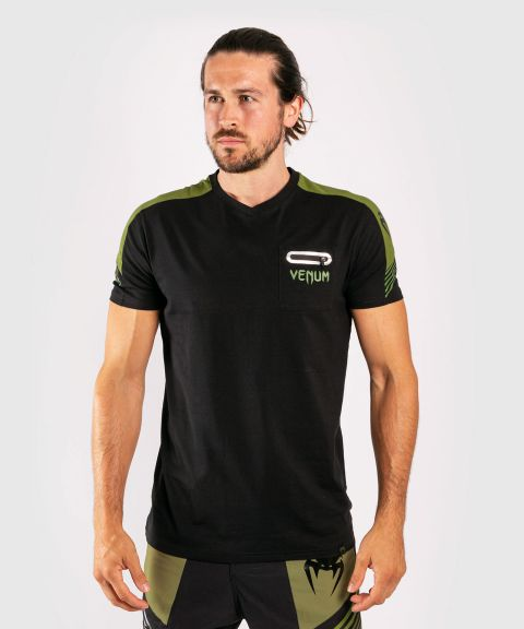 Venum Cargo T-shirt - Black/Green