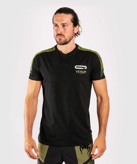 Venum Cargo T-shirt - Zwart/Groen