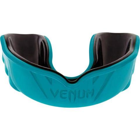 Protège-dents Venum Challenger - Cyan/Noir