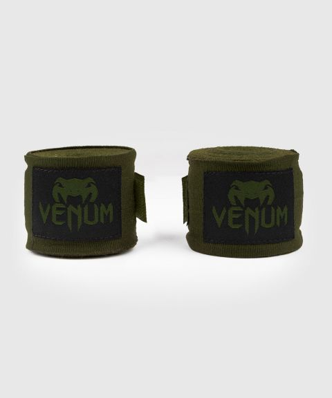Venum Kontakt Boxbandagen - 2,5 m - Khaki/Schwarz