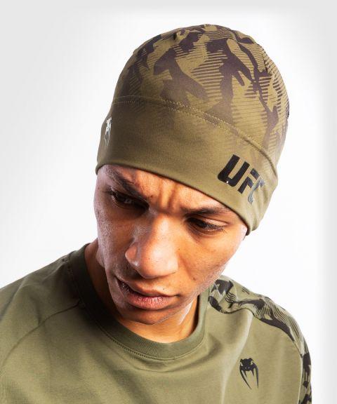 UFC Venum Authentic Fight Week Unisex Performance Beanie - Kaki