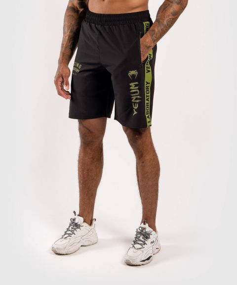 Venum Boxing Lab Training shorts - Black/Green