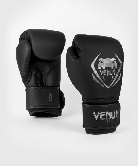Venum Contender Boxing Gloves - Black/Urban Camo