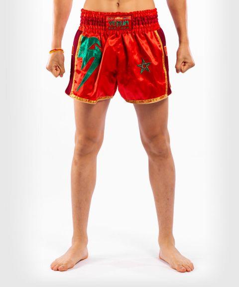 Pantalones cortos Venum MT Flags Muay Thai - Marruecos