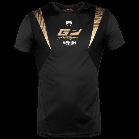 T-shirt Dry Tech Venum Petrosyan - Noir/Doré