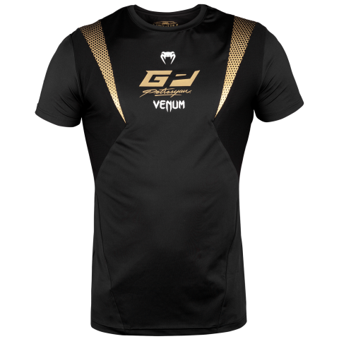 T-shirt Dry Tech Venum Petrosyan - Nero/Oro