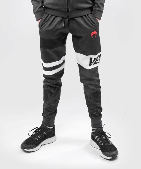 Venum Bandit Jogginghose - für Kinder - Schwarz/Grau