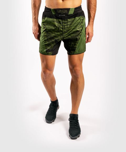 Fightshort Venum Trooper - Camo foresta/Nero