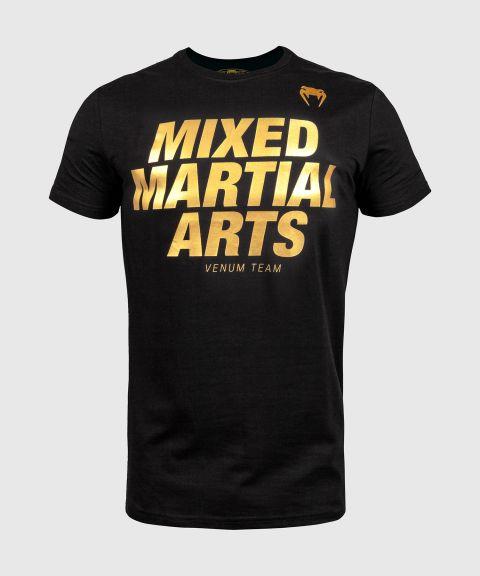 Venum MMA VT T-shirt - Zwart/Goud