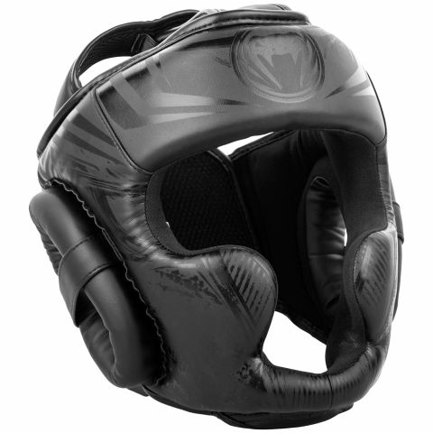 Venum Gladiator 3.0 Headgear - Matte Black