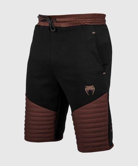 Venum Tramo Baumwoll-Shorts - Schwarz/Grau - Schwarz/Braun