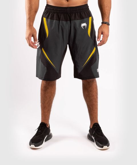 Venum ONE FC Impact Training shorts - Grey/Yellow