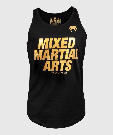 Venum MMA VT Tanktop - Zwart/Goud